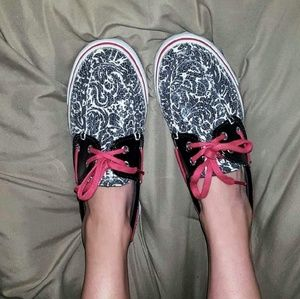 Sperry Shoes - Sperry's women's boat shoes
